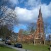 Bilder från Örgryte nya kyrka