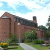Bilder från Lundby nya kyrka
