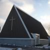 Bilder från Länsmansgårdens kyrka