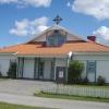 Bilder från Asperö kyrka