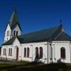 Bilder från Lane-Ryrs kyrka