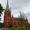 Bilder från Trollhättans kyrka