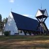 Bilder från Norra Finnskoga kyrka