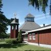 Bilder från Vikenkyrkan