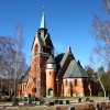 Bilder från Längbro kyrka