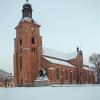 Bilder från Falu Kristine kyrka