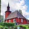Bilder från Hosjö kyrka