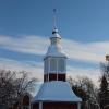 Bilder från Jukkasjärvi kyrka