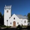 Bilder från Fjelie kyrka