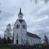 Bilder från Los kyrka