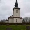 Bilder från Larvs kyrka