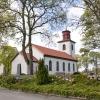 Bilder från Barne-Åsaka kyrka