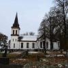 Bilder från Norra Vånga kyrka