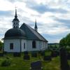 Bilder från Norra Björke kyrka