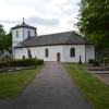 Bilder från Väne-Åsaka kyrka