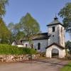 Bilder från Kinneveds kyrka