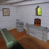 Bilder från Broholms kapell