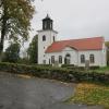 Bilder från Sandhems kyrka