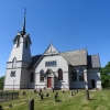 Bilder från Bjurbäcks kyrka