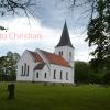 Bilder från Suntaks kyrka