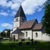 Bilder från Hångsdala kyrka