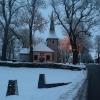 Bilder från Västerplana kyrka
