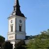 Bilder från Hjo kyrka