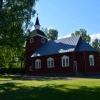 Bilder från Bocksjö kapell
