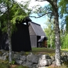 Bilder från Skaga kapell