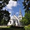Bilder från Halna kyrka
