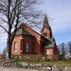 Bilder från Töreboda kyrka