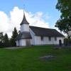 Bilder från Landa kyrka