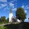 Bilder från Aspö kyrka