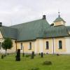 Bilder från Stora Malms kyrka