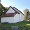 Bilder från Halla kyrka