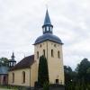 Bilder från Ludgo kyrka