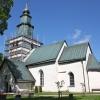 Bilder från Tumbo kyrka