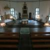 Kyrkan i Närkes Kil, interiör.