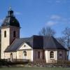 Bilder från Rinkaby kyrka