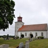 Bilder från Gårdby kyrka