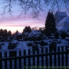 Bilder från Dalby Heligkors kyrka