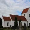 Bilder från Bonderups kyrka
