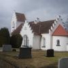 Bilder från Vombs kyrka