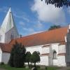 Bilder från Västra Ingelstads kyrka