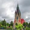Bilder från Håslövs kyrka