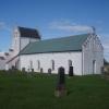 Bilder från St Hammars gamla kyrka