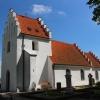 Bilder från Dalköpinge kyrka