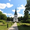 Bilder från Västra Tommarps kyrka