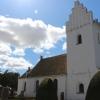 Bilder från Västra Vemmerlövs kyrka