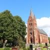 Bilder från Fuglie kyrka